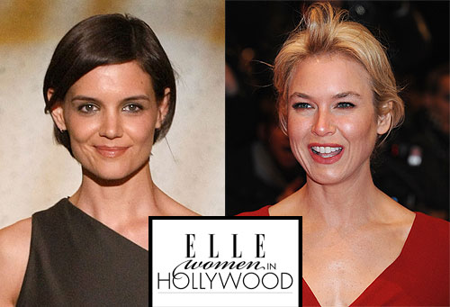 elle magazine women in hollywood