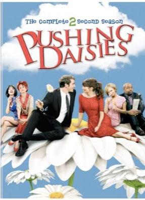 Win Pushing Daisies Season Two on DVD