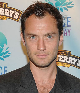 Model Samantha Burke has given birth to Jude Law's love child