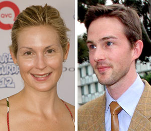 A judge has granted a request for a temporary restraining by actress Kelly Rutherford against her ex hubby Daniel Giersch.