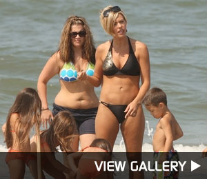Kate Gosselin's bikini body