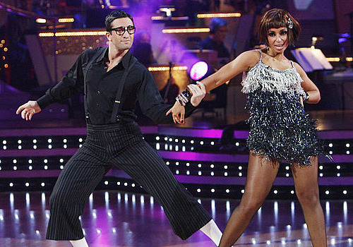 mya perfect score dancing with the stars