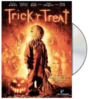 Win 'Trick 'r Treat' with Anna Paquin on DVD!
