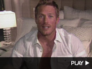Step into Jason Lewis' bedroom for his photoshoot with Charisma magazine