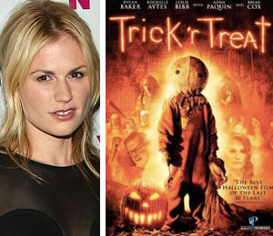 Anna Paquin's Trick 'r Treat goes straight to DVD
