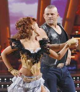 Chuck Liddell leaves Dancing with the Stars