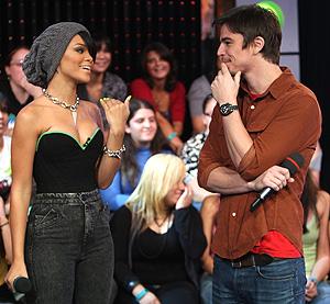Josh Hartnett And Rihanna