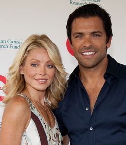 Kelly Ripa & Mark Consuelos Return to 'AMC'