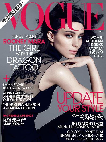 Tattoo' Star Rooney Mara Poised for Stardom | ExtraTV com