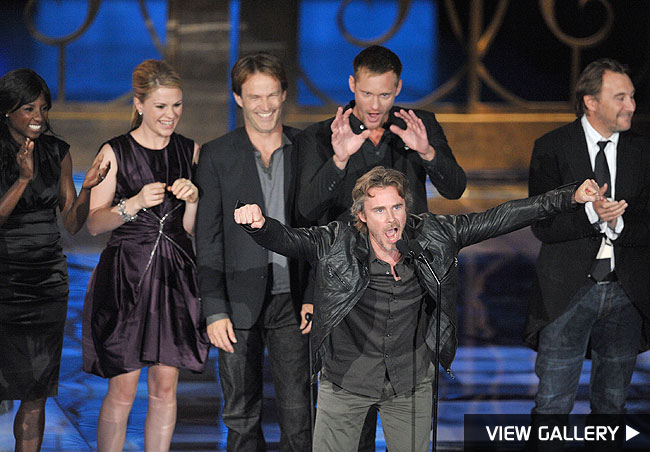 scream awards 2009