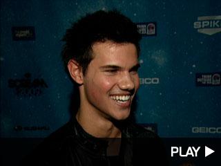 Taylor Lautner at Scream Awards