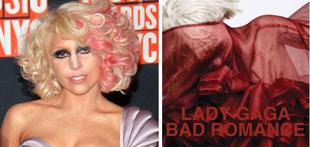 Lady Gaga's 'Bad Romance' hits radio airwaves