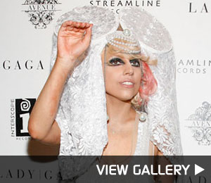 Check out our gallery of Lady Gaga's wildest outfits