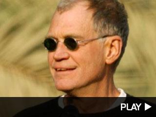 Therapist Jill Vermeire on David Letterman's Infidelity