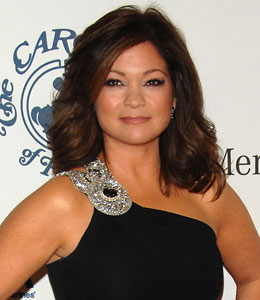 Valerie Bertinelli says she still struggles to keep off the 40 pounds she lost nearly two years ago.