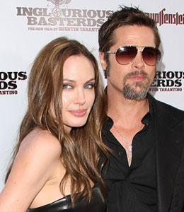 Brad Pitt and Angelina Jolie's relationship will be exposed as far from perfect in an explosive new book set to hit stores December 2009