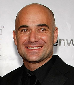 Former Tennis champ Andre Agassi is coming clean about his past drug use.
