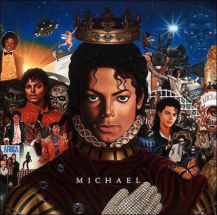 michael jackson album