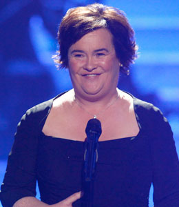 Susan Boyle to Perform on 'Dancing with the Stars'