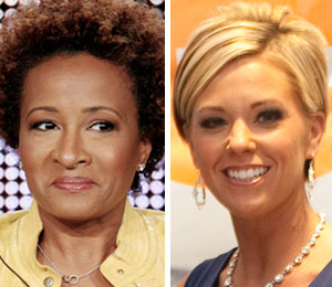 Wanda Sykes has a few words of advice for Jon and Kate Gosselin