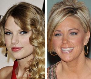Taylor Swift plays Kate Gosselin on 'SNL'