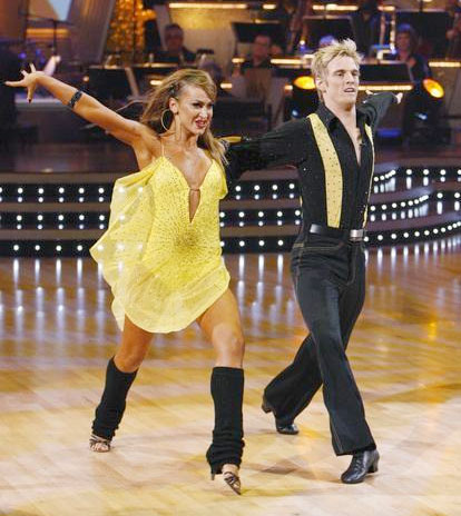 Aaron Carter eliminated from Dancing with the Stars