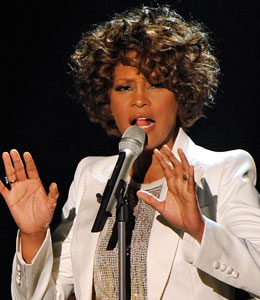 Whitney Houston Will Perform at the AMAs