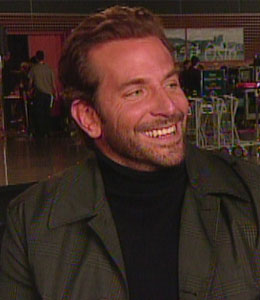 Bradley Cooper talks about action, guns and co-stars on the set of The A-Team