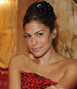 Eva Mendes uses her sexuality get the roles she wants