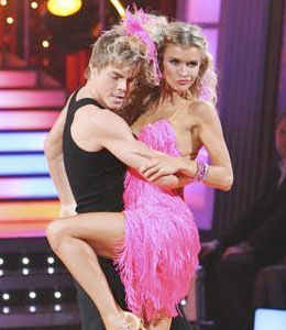 Joanna Krupa eliminated on Dancing with the Stars
