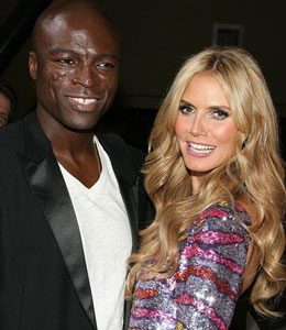 Heidi Klum legally takes Seal's last name