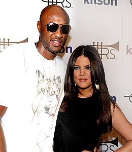 Khloe Kardashian Lamar Odom reality show babies wedding
