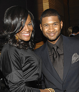 Usher divorce Tameka Foster finalized
