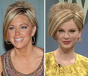 Taylor Swift Kate gosselin Saturday Night Live SNL