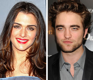 Rachel Weisz Gets Bitten By Robert Pattinson