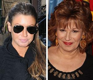 Rachel Uchitel demands retraction for 'hooker' joke on 'The View'