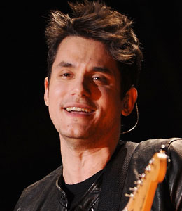 John Mayer says his thirties are for dating