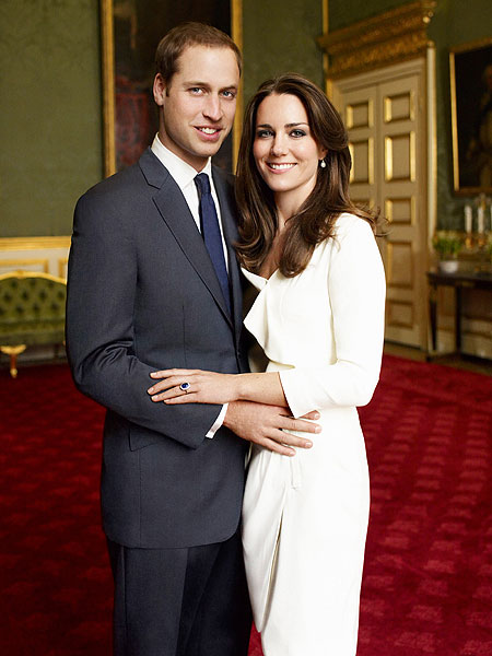 Prince William and Miss Catherine Middleon