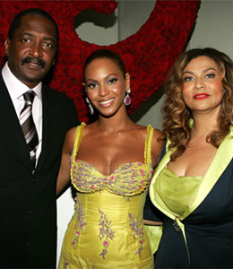 Court documents show Tina Knowles has filed for divorce