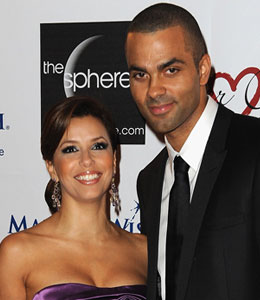 Eva Longoria and Tony Parker spoof 'Grease'