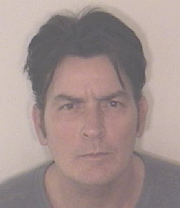 Charlie Sheen spends Christmas in jail