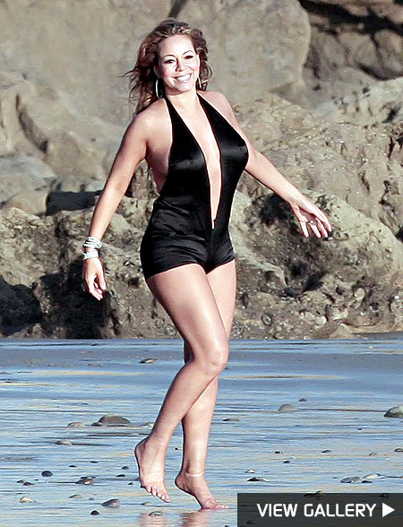 mariah carey bikini body