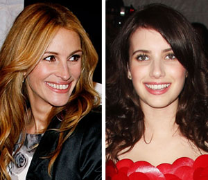 julia and emma roberts team up in valentine's day