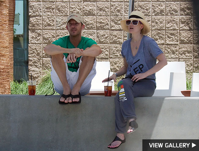 drew barrymore's date with a mystery man