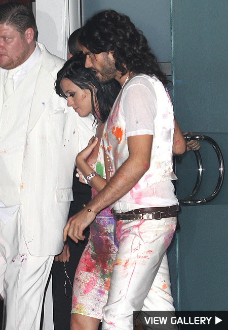 katy perry russell brand birthday